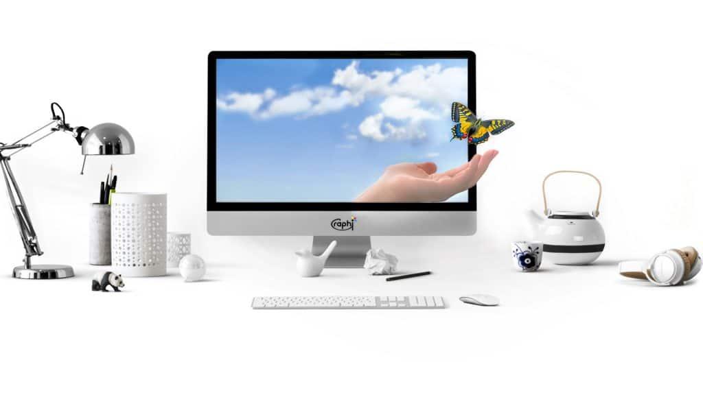Web design, infographie, intégrateur front-end sur cms WordPress